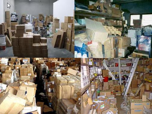 Messy Warehouse Estockcard Inventory Software Blog