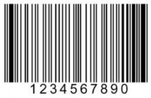 Inventory Barcode Label