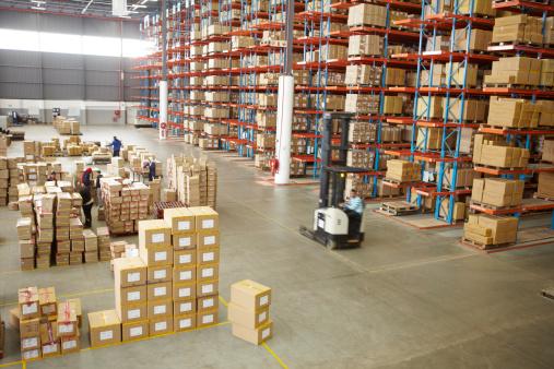 Choosing a Warehouse Racking System | eStockCard Inventory Software Blog