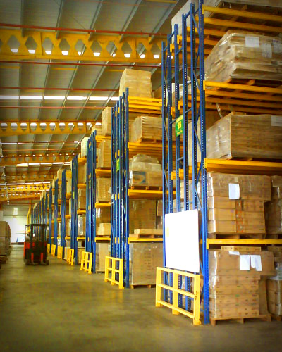 warehouse management system for inventory control in furniture manufacturing  u0026 distribution